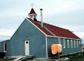 coral harbour church